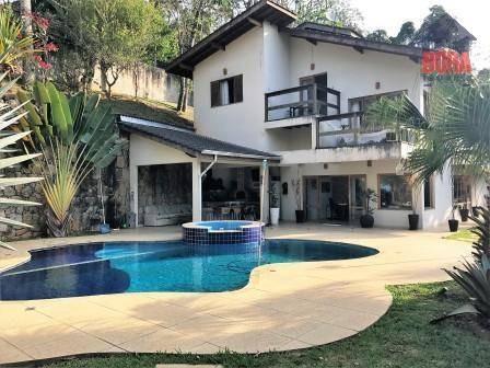Casa No Cond Pq Suiça À Venda, Santa Inês, Caieiras. - Ca0378