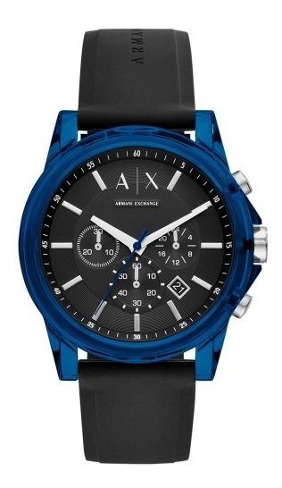 Relógio Armani Exchange Ax1339/8pn Azul