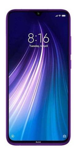Xiaomi Redmi Note 8 Dual SIM 64 GB Cosmic purple 4 GB RAM