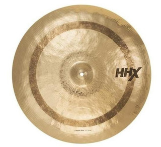 Platillo 21 Pulgadas 3 Point Ride Hhx 12118xnjd Sabian
