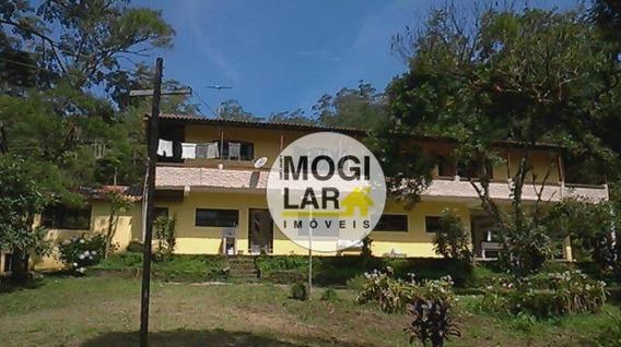 Sítio Com 4 Dormitórios À Venda, 50 M² Por R$ 2.120.000 - Biritiba Ussu - Mogi Das Cruzes/sp - Si0002