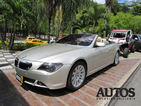Bmw 645 Ci Cabriot Cc4400 At
