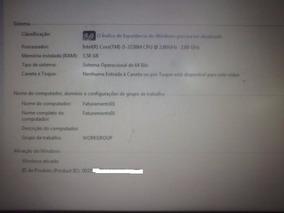 Notebook Pentium I5