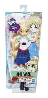 Muñeca My Little Pony Equestria Girls Applejack (3790)