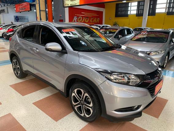 Honda Hrv Ex Cvt Flex Bancos Em Couro