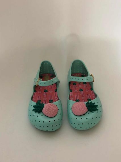 Sandalias Zapatos Minnie Melissa Hermosos