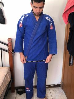 Kimono Atama Mundial A3 Completo + Calça Reserva Torah