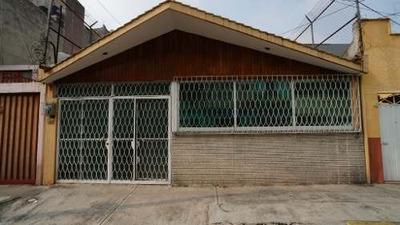 Rcr - 1553. Casa En Renta Colonia Guadalupe Tepeyac En Gustavo A. Madero