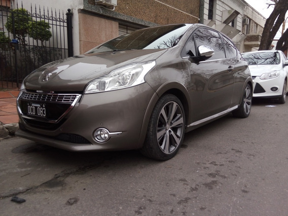 Peugeot 208 1.6 Xy Impecable
