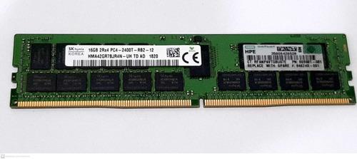 Memória 16gb 2rx4 Pc4 2400t-rb2-12 - Registrada P/ Servidor