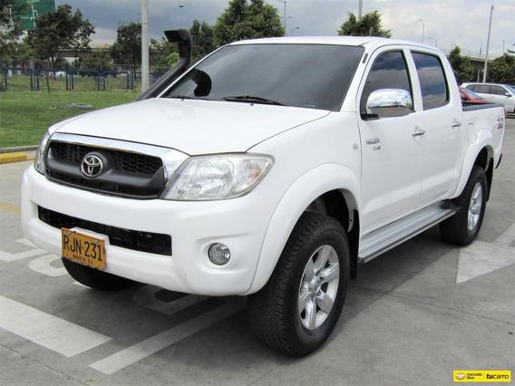 Toyota Hilux Mt 2.5 4x4 Diesel