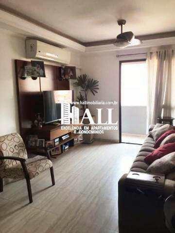 Imagem 1 de 17 de Apartamento Com 3 Dorms, Vila Imperial, São José Do Rio Preto - R$ 525 Mil, Cod: 3519 - V3519