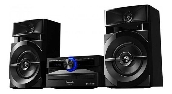 Equipo De Sonido Panasonic Scakx110pnk