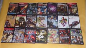 Jogos Originais Ps2 Ps1 Xbox Psp - Escolha Os Seus