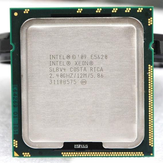 Intel Xeon E5620 2.40ghz Ml350 G6 Dl380 G7 T410 R710 T7500