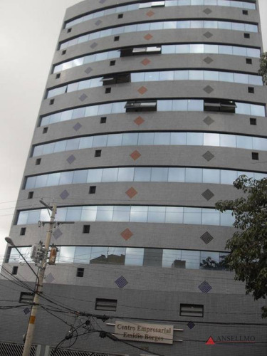 Sala À Venda, 58 M² Por R$ 380.000,00 - Rudge Ramos - São Bernardo Do Campo/sp - Sa0387