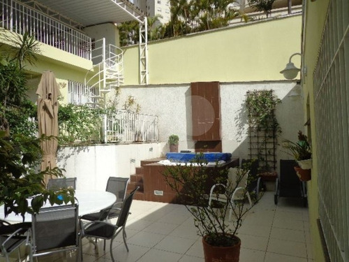 Linda Casa No Pq Da Mooca  360m² - 243-im161736