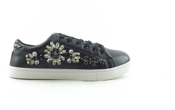 Zapatillas Dama Hush Puppies Atrim Flowers Flor Liquidacion