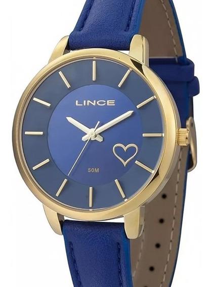 Relógio Lince Feminino Lrc4528l D1dx C/ Garantia E Nf