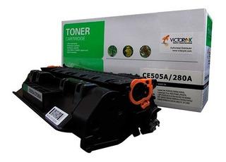 Cartucho Toner Victorynk Cf280a Ce505a 400/ M401/ M425 Nuevo