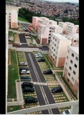 06949 - Apartamento 2 Dorms, São Pedro - Osasco/sp - 6949