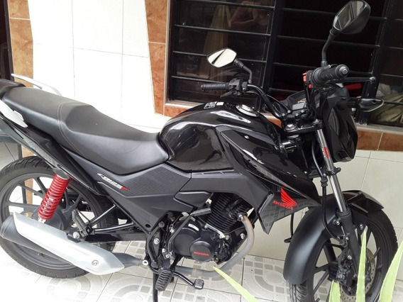 Moto Honda 125f