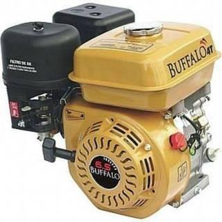 Motor A Gasolina Estacionário Buffalo 6,5 Cv
