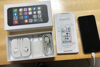 iPhone 5 S - Usado (bateria Não Está Com Desempenho Máximo)