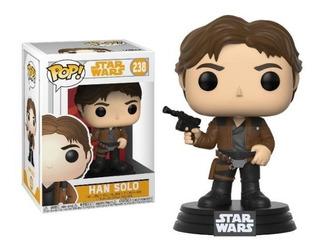 Funko Pop Han Solo 238 Star Wars Baloo Toys