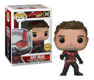 Funko Pop! | Marvel - Ant-man 340 Chase Original