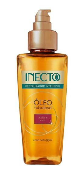Óleo Fabuloso Inecto Aceite De Coco X 95ml Restaurador