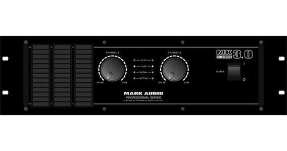 Potência Mark Audio Mk 3.0