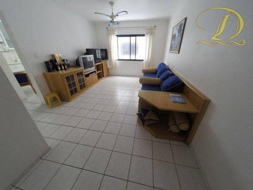 Imagem 1 de 19 de Apartamento De 3 Quartos À Venda Com Vista Do Mar Com Sacada E 2 Suítes!!! - Ap4406
