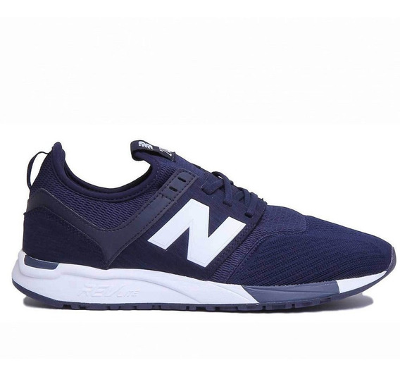 Zapatillas New Balance Mrl247nw Azul - Corner Deportes