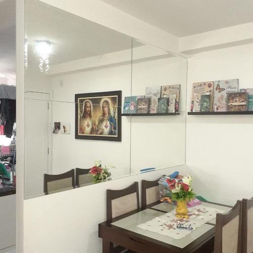 Imagem 1 de 14 de Apartamento Com 2 Dormitórios À Venda, 44 M² - Jardim Utinga - Santo André/sp - Ap64870