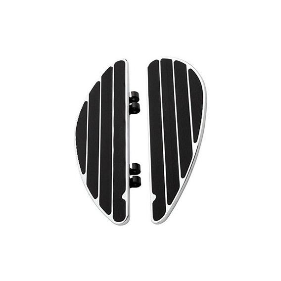 Arlen Ness 15-415 - Tablero Ajustable Para Conductor, Cromo