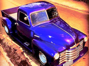 Camionete Pick Up Chevrolet Antiga 1951