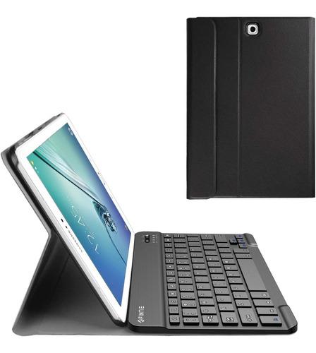 Funda + Teclado Fintie   Galaxy Tab S2 9.7  bluetooth  Ne...