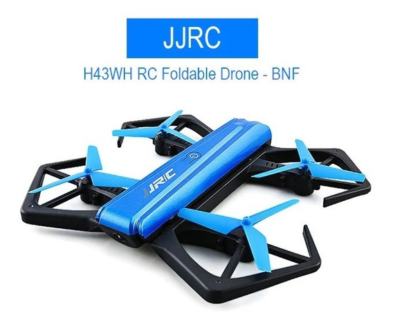 Drone Com Câmera Hd Jjrc H43wh