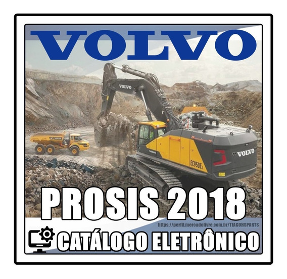 Volvo Prosis 2018 - Peças / Serviços + Suporte Pós Venda