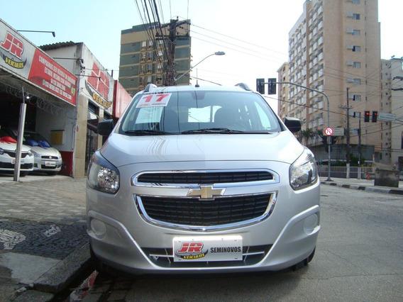 Chevrolet Spin 1.8l Mt Lt Completa 2017