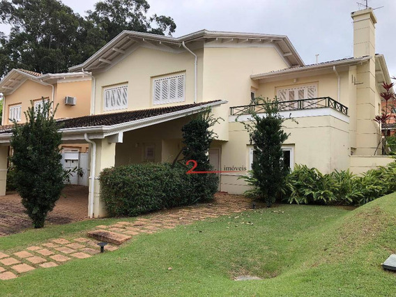 Casa A Venda, Condomínio Villagio Via Condotti, Gramado, Campinas. - Ca0412