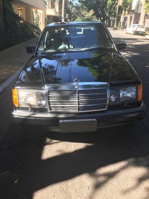 Mercedes-benz Classe E 300 Ano 1990
