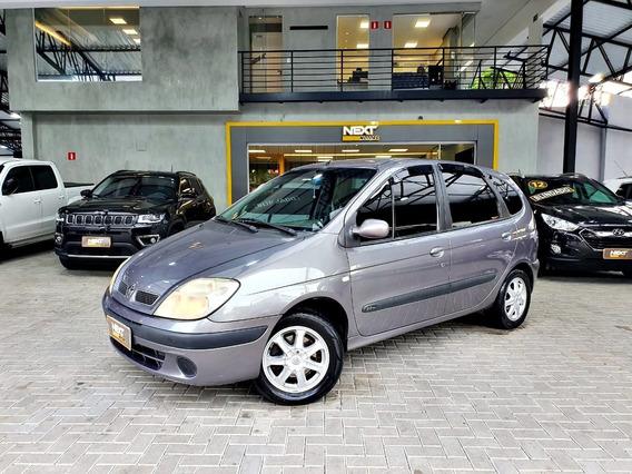 Renault Scénic 2.0 Expression 16v Gasolina 4p Automático