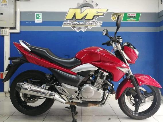 Suzuki Inazuma Modelo 2013 Perfecto Estado