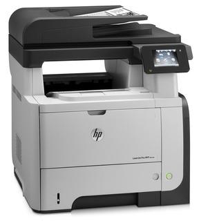Impresora Hp M521dn Laser Scanner Duplex Redfax Restauradas-