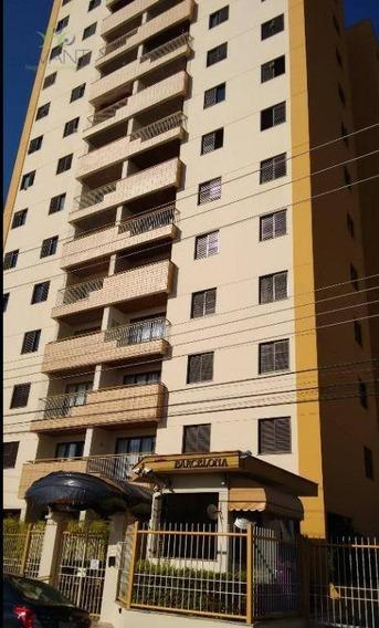 Apartamento Com 3 Dormitórios À Venda Por R$ 380.000 - Conjunto Residencial Irai - Suzano/sp - Ap0294