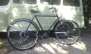 Bicicleta Inglesa Antigua De Hombre Rodado 28