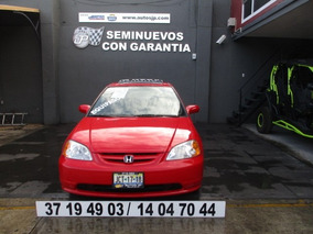Honda Civic 2003 Ex 2dr At (ex 2dr At)