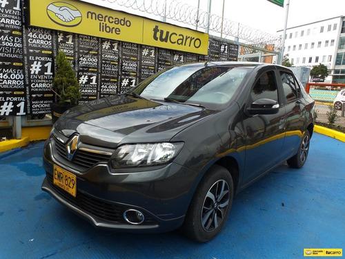 Renault Logan Exclusive Mt 1.6